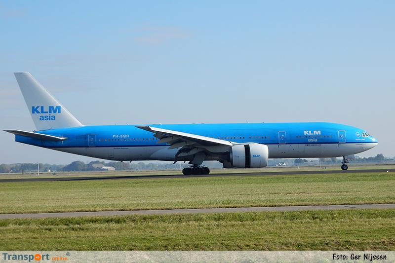 KLM Asia PH-BQH