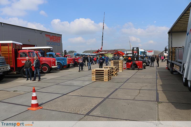 Van der Werff Logistics - Open Dag