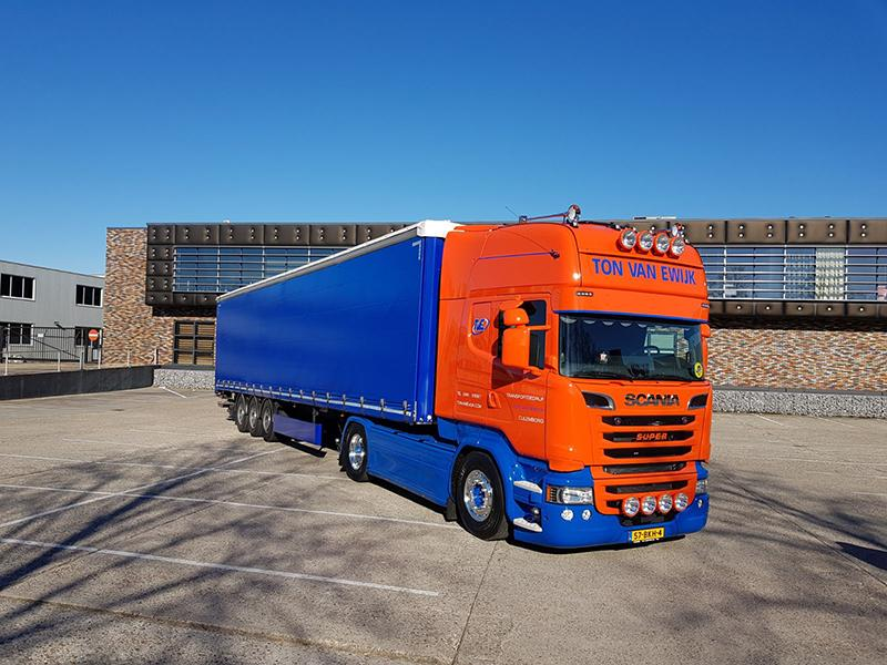 Van Ewijk   Transport & Logistiek B.V.