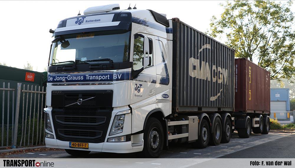 De Jong-Grauss Transport