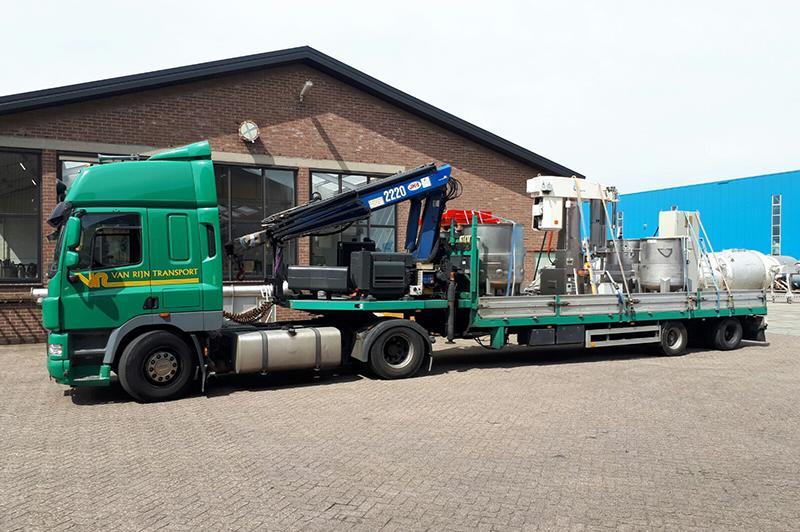 Van Rijn Transport