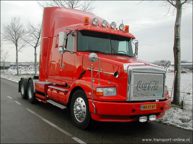 Cola Truck 01