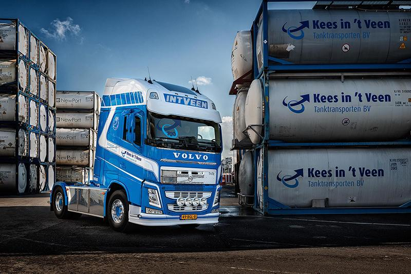 Kees in 't Veen Tanktransporten