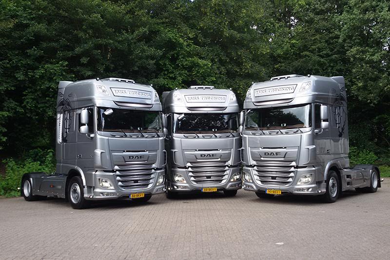 Jaks Trucking