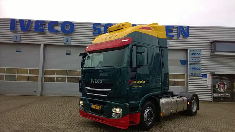 Netwerk Transport & Logistics
