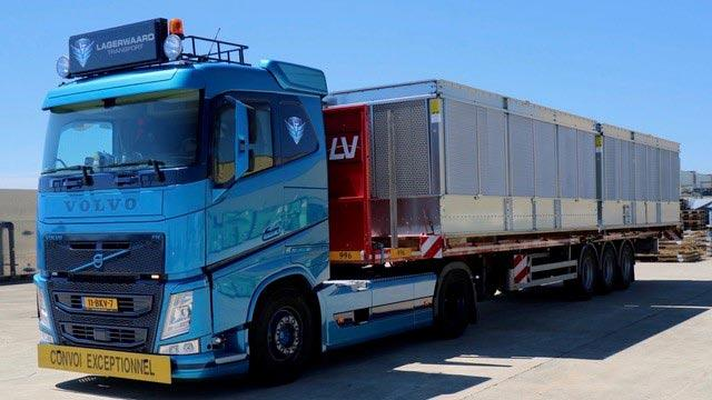Lagerwaard Transport