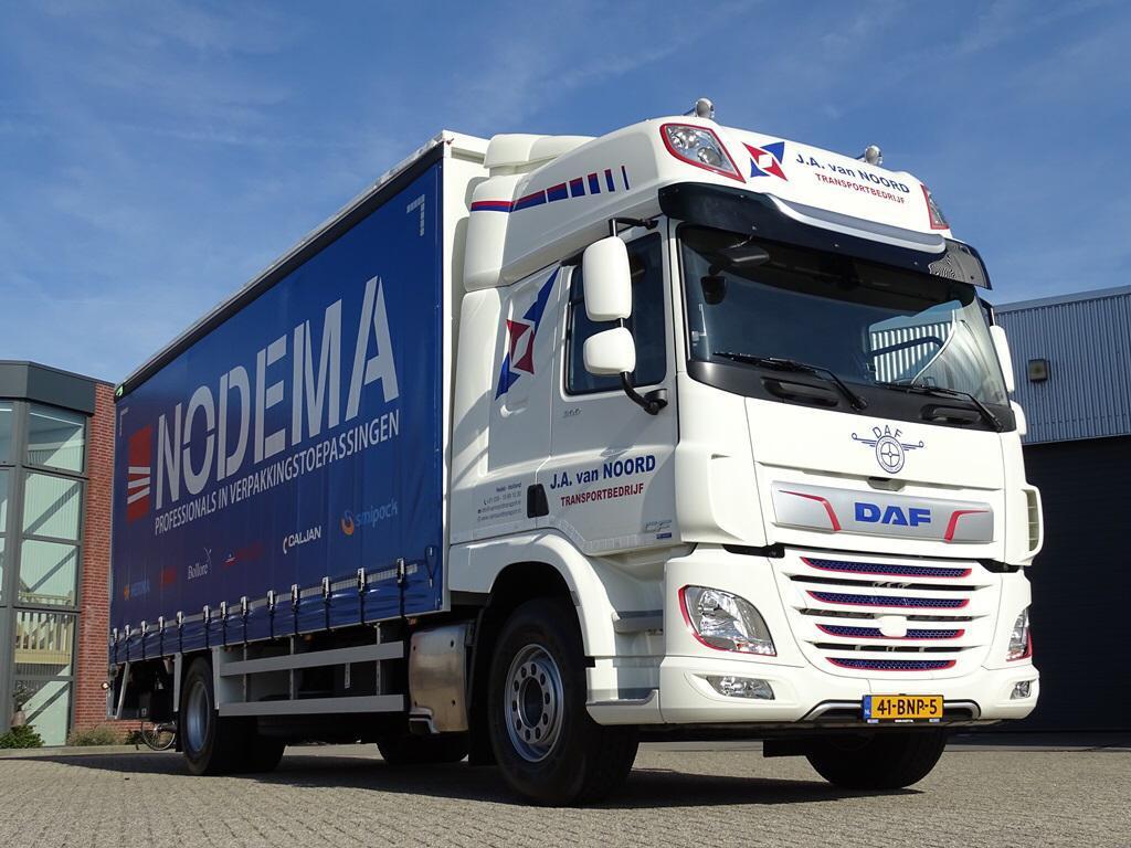 J.A. van Noord Transport