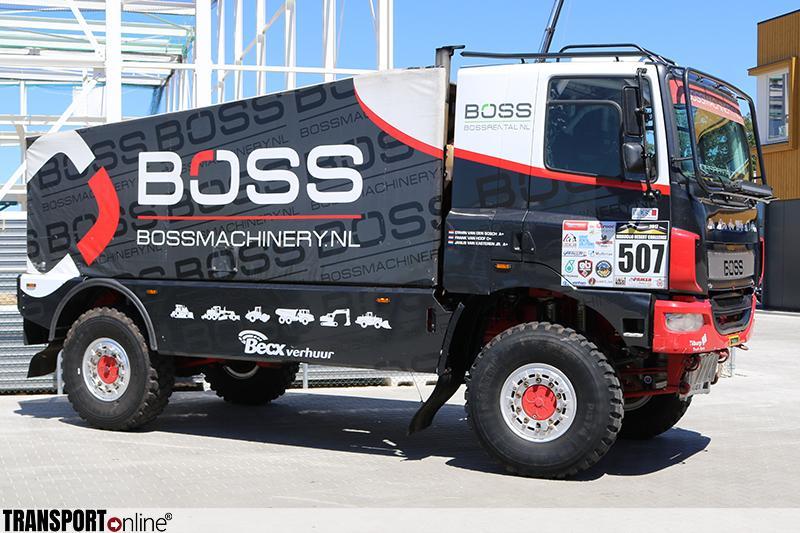 Becx TDS racing team