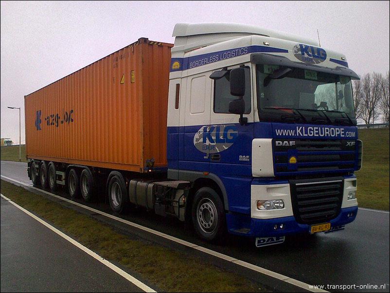 KLG Europe Rotterdam