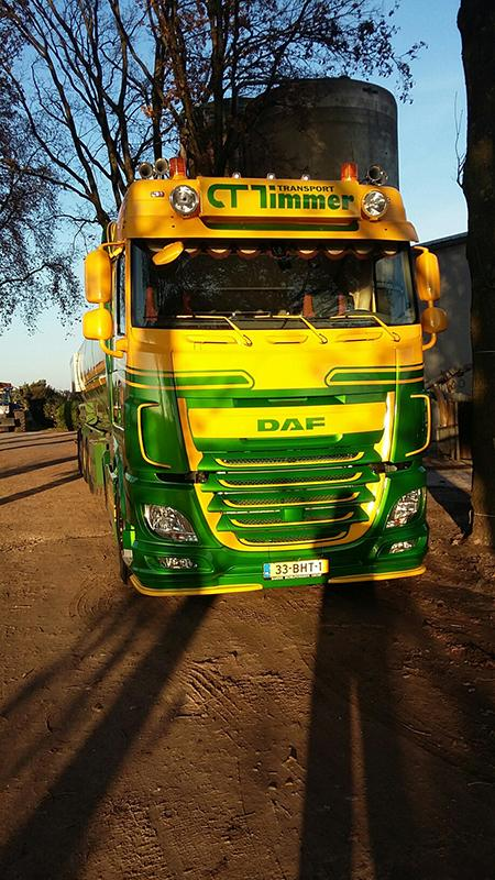 CT Timmer Transport