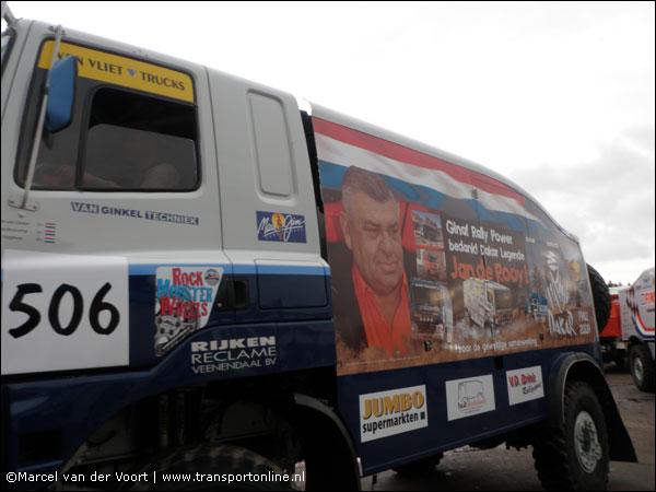 Dakar Pre-Proloog 2009 - 068