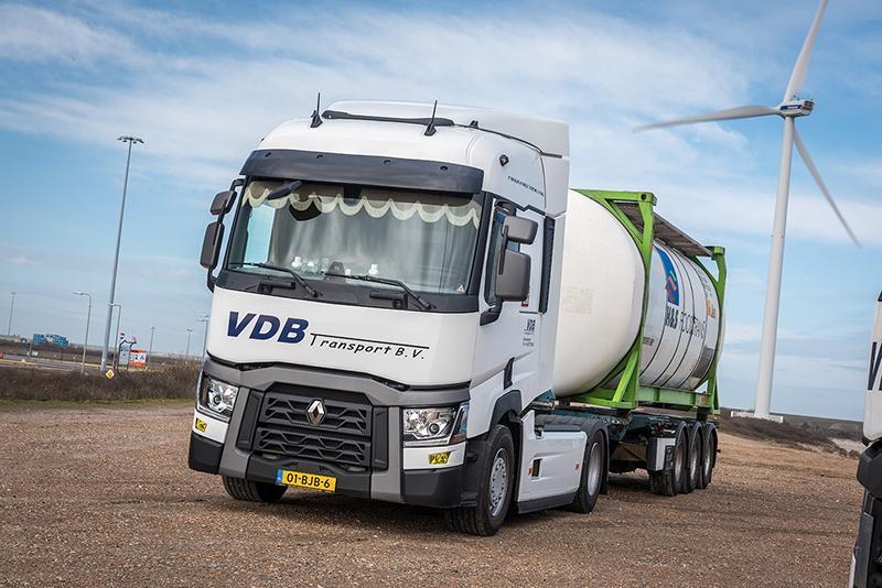 VDB Transport
