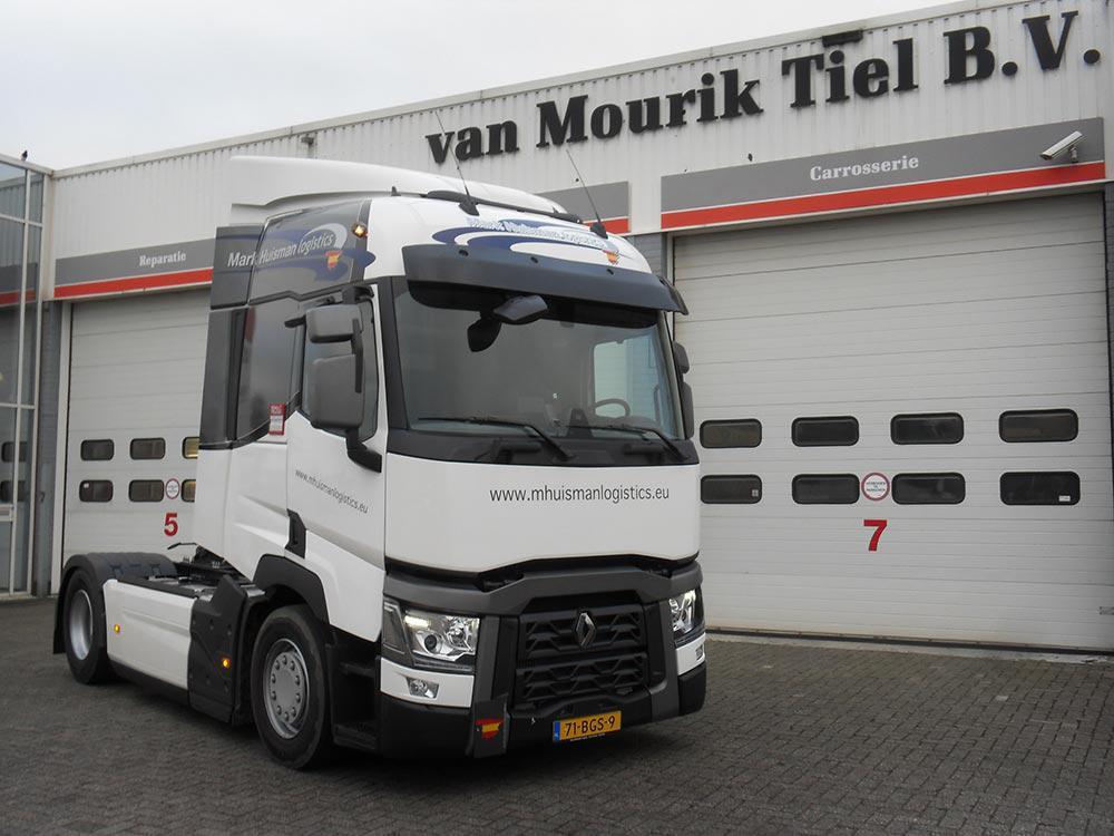 M. Huismans Logistics