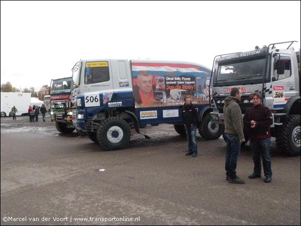 Dakar Pre-Proloog 2009 - 067