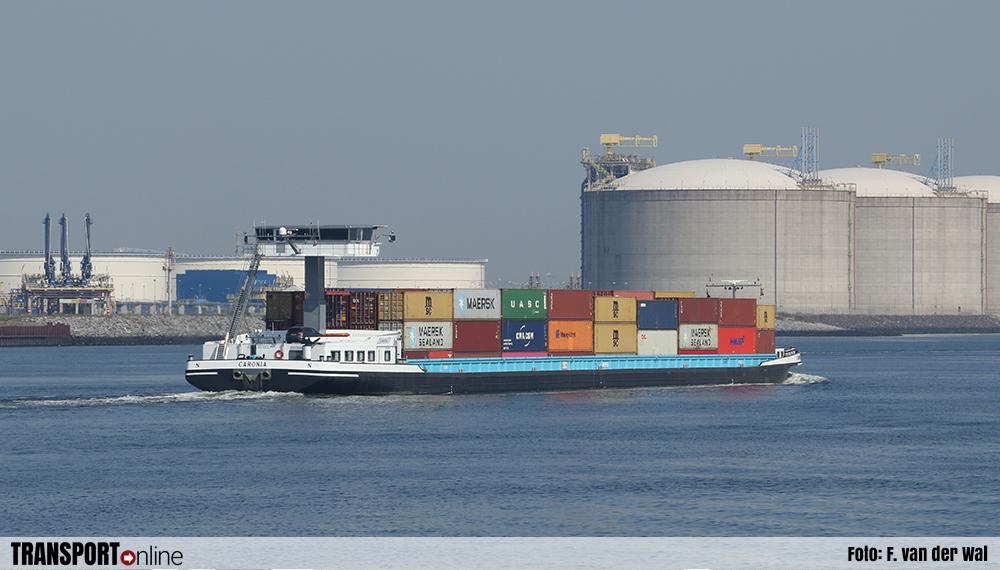 Binnenvaartschip Caronia