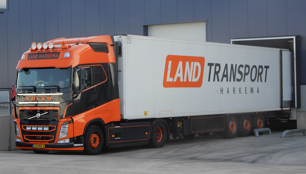 Land Transport - Harkema