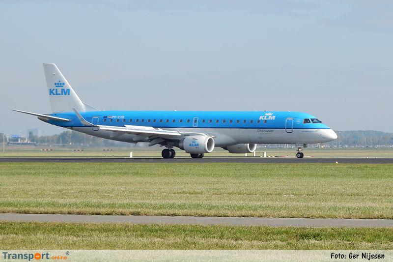 KLM PH-EXB