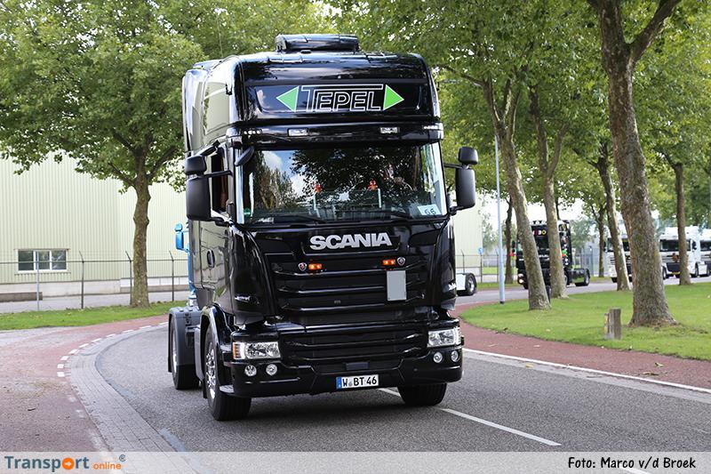 Truckrun Boxmeer 2017