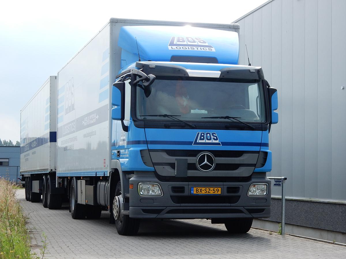 L. Bos Logistics