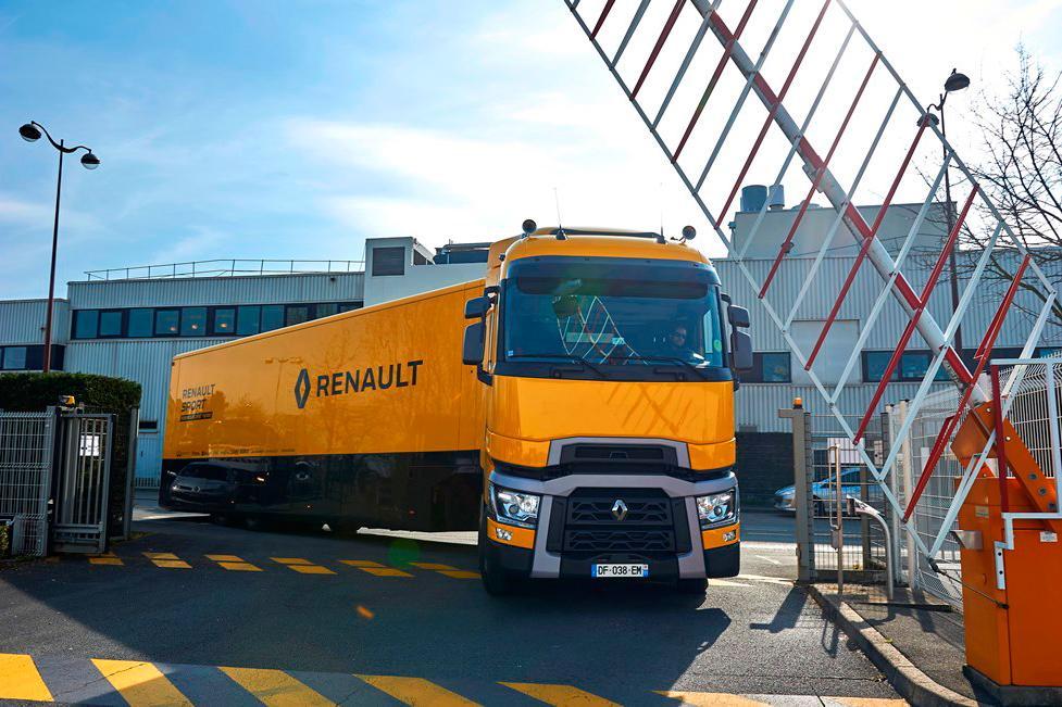 Renault Formule 1 Team