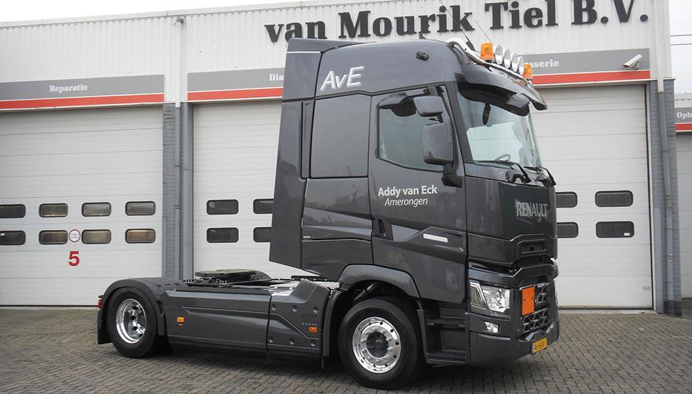 Addy van Eck