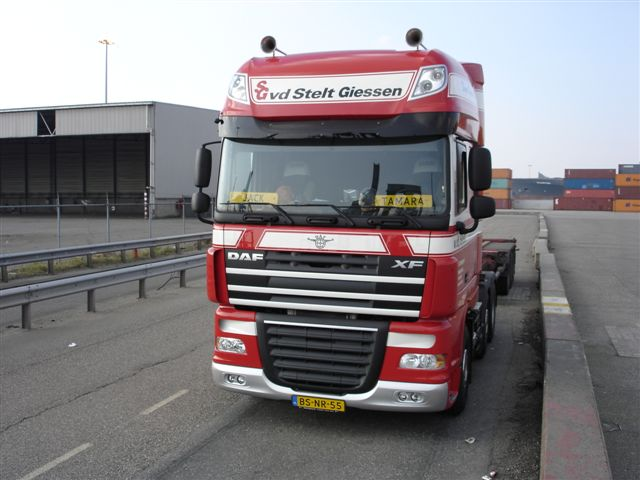 Van der Stelt Int. Transport