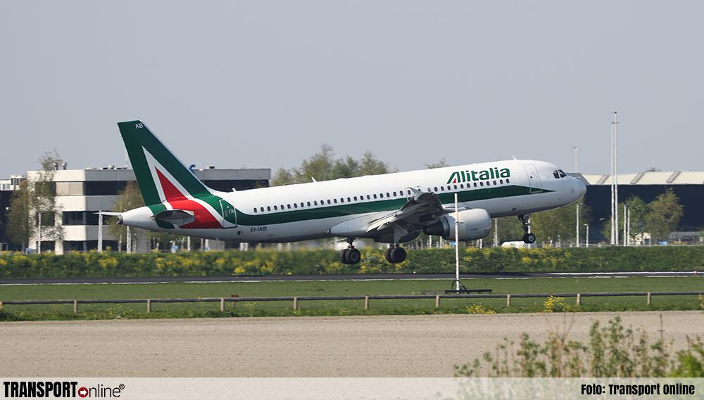 Alitalia - EI-IKB