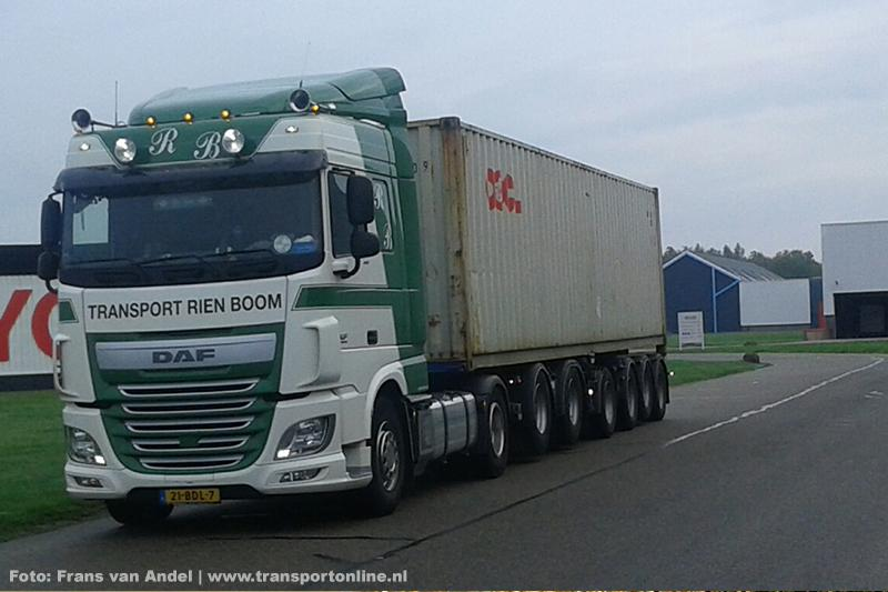 Transport Rien Boom