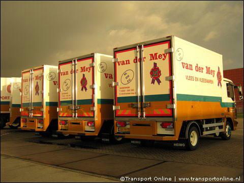 Van der Mey Vers Vlees BV