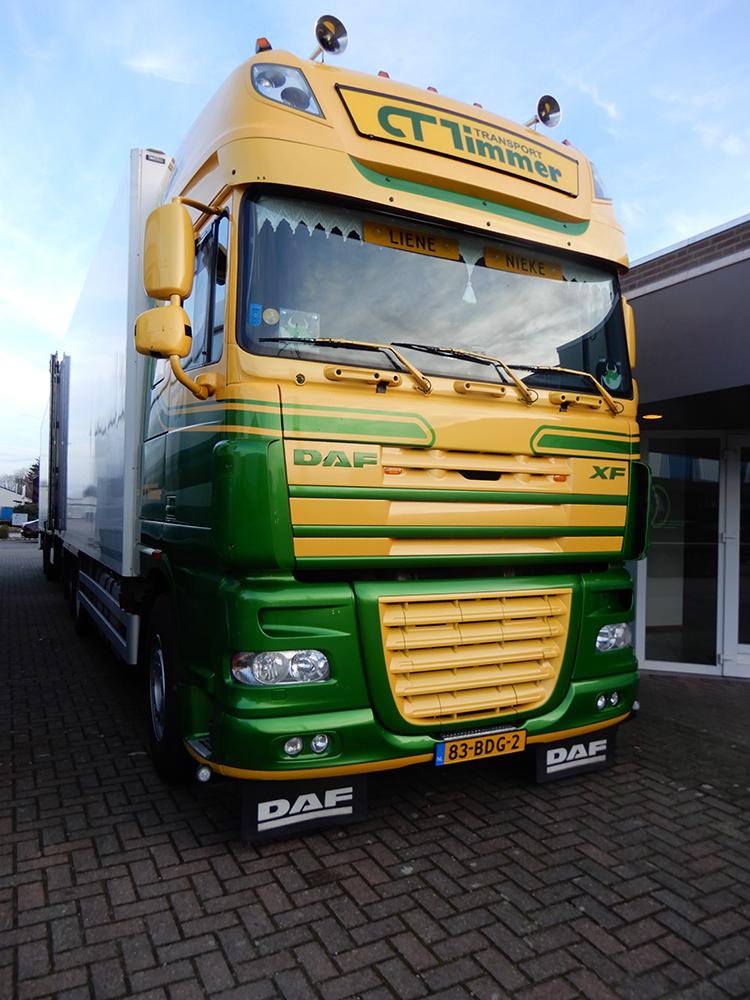 C. Timmer Transport