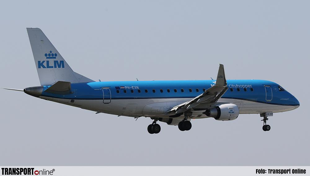 KLM PH-EXN