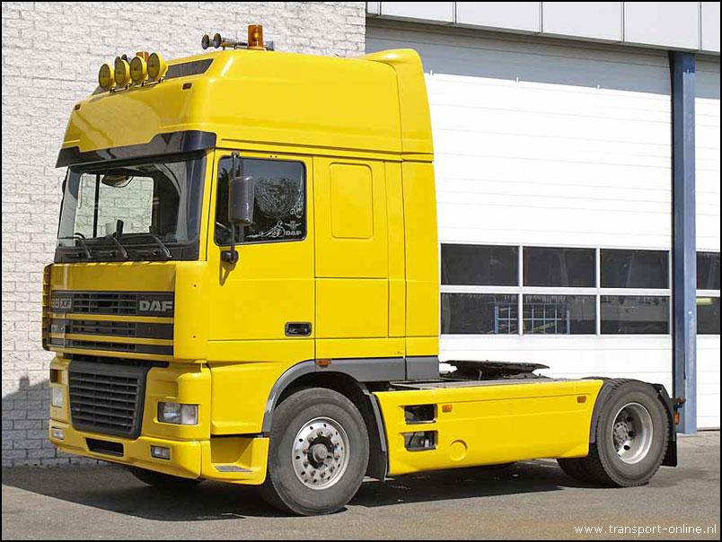 Van Vliet Trucks Holland