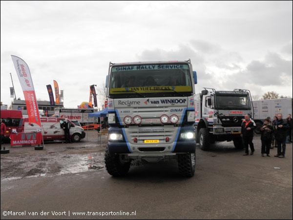 Dakar Pre-Proloog 2009 - 069