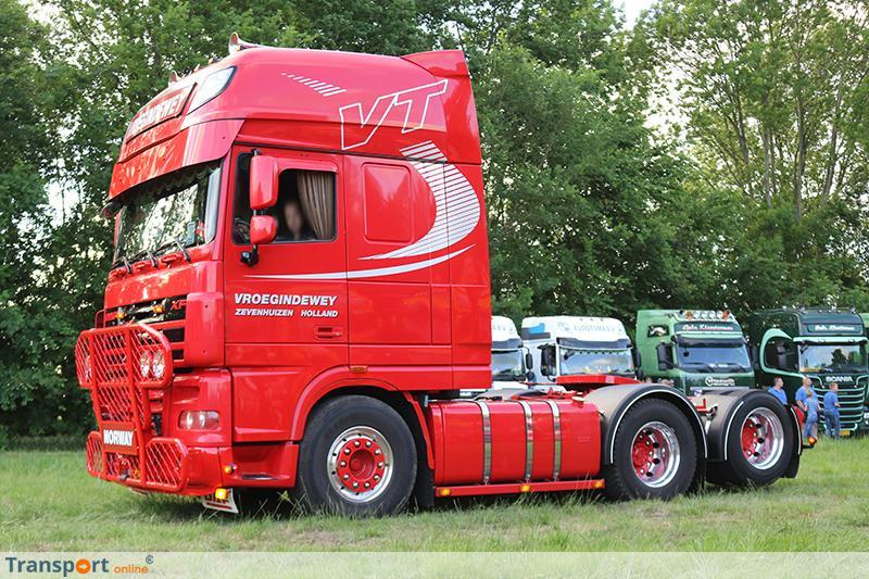 Truckfestival Burdaard