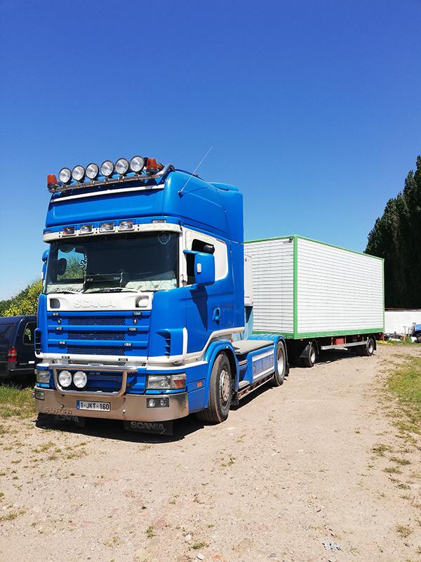 Kermis Transport