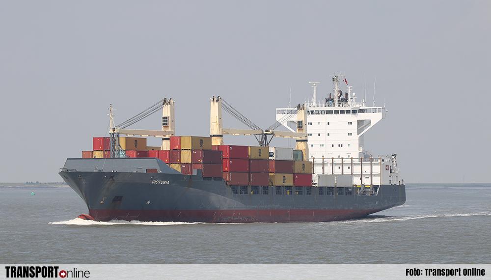 Victoria containerschip