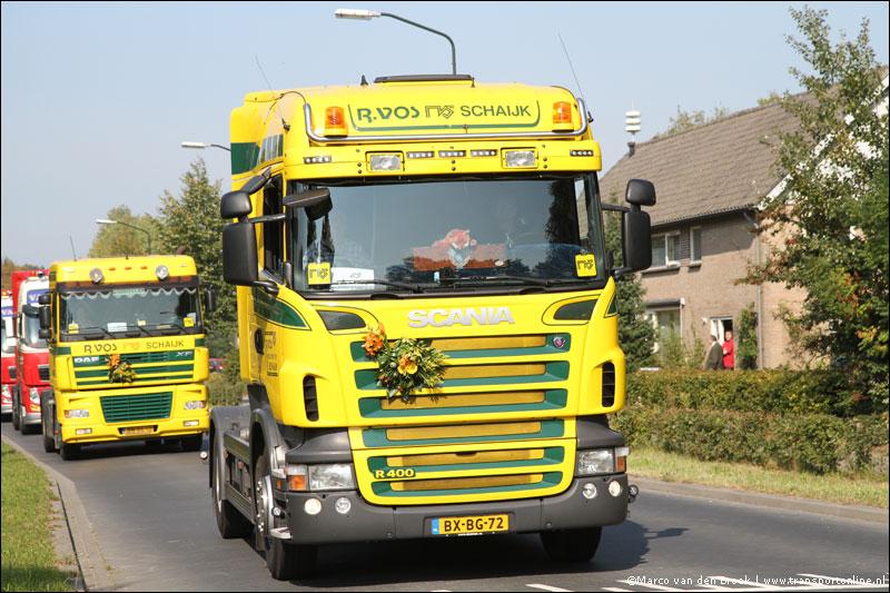 Truckrun Uden 2011