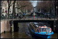 Amsterdam wil kleinere rondvaartboten