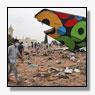 Nabestaanden Tripoli wachten nog steeds op spullen