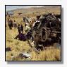 Eerste overlevenden busramp Peru dinsdag terug