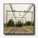 Snelle HSL  trein komt traag op gang...