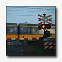 Reizen per trein gaat sneller