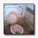 Werknemers niet tevreden over toilet