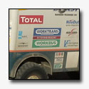 Worktrans en Workbus sponsor Ginaf Rally Power in Le Dakar 2010