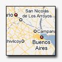 1ste etappe: Buenos Aires -> Cordoba