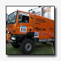 Ook Dakar team Holland van Marcel Scroo uit Dakar