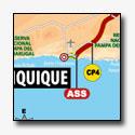 Etappe 6: Antafogasta -> Iquique