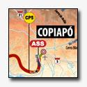 Etappe 8: Antafogasta -> Copiapo