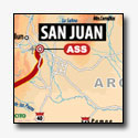 Etappe 11: Santiago -> San Juan