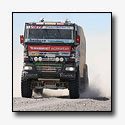 Van den Brink en van Eerd met Ginaf naar Dakar 2010